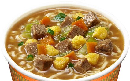Cup Noodles Regular Cup Pork Chowder Flavour