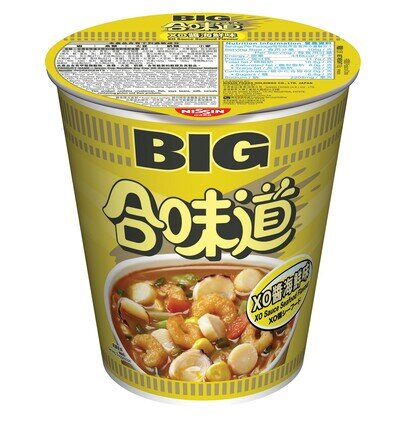 Cup Noodles Big Cup  XO Sauce Seafood Flavour