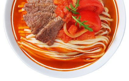 Demae Iccho Bar Udon Tomato Beef Flavour